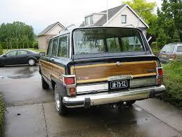 1969 jeep wagoneer 1982 jeep wagoneer information and photos momentcar