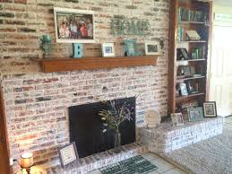 smeared mortar fireplace after picture decorating ideas
