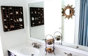 craft ideas for bathroom shell bathroom decor robertjacquard com