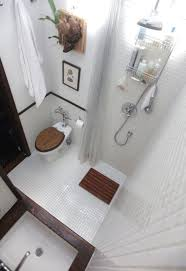 Tiny House Bathroom Ideas by 18 Best Shower Toilet Sink Combos Images On Pinterest Bathroom