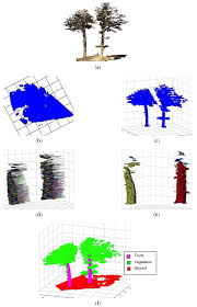 remote sensing free text automatic detection and