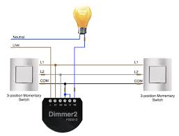 apnt 112 2 way lighting using fibaro dimmer 2 vesternet