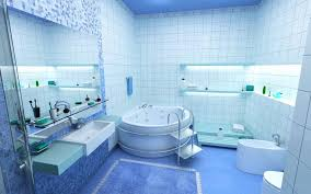 bathroom blue glass bathroom accessories dark blue bathroom