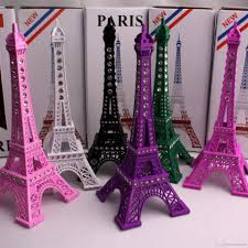eiffel tower centerpieces best 18cm rhinestone eiffel tower model alloy eiffel tower