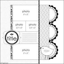 41 best scrapbooking images on pinterest scrapbook pages