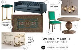 World Market Sofas by World Market Labor Day Sale Round Up Curio Design Studio