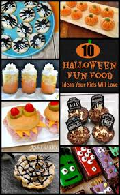halloween fun food 10 ideas your kids will love