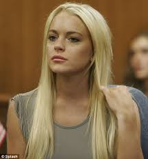 goldie locks hair extensions lindsay lohan does some company in cell has