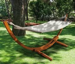 supporto per amaca amaca con supporto in legno di larice mod tindari 410x120x130h cm
