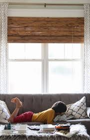 Window Blinds Curtains by Best 25 Bamboo Blinds Ideas On Pinterest Bamboo Shades Blinds
