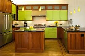 Green Kitchen Designs Lime Green Kitchen Cabinets