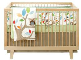 Owl Nursery Curtains Owl Baby Bedding And Decor One Thousand Designs