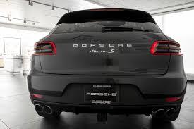 Porsche Macan Build - 2017 porsche macan s for sale in colorado springs co 17202