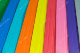 Color Spectrum Paper Color Spectrum U2014 Stock Photo Shirotie 1377807