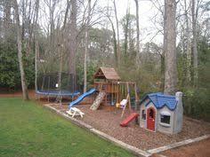 Backyard For Kids Fun Backyard Kid U0027s Play Fort For The Children Pinterest