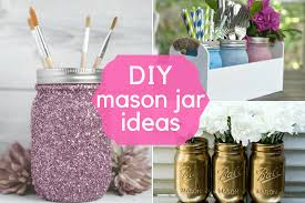 clever diy jar ideas for your home
