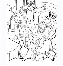get this free transformers coloring pages to print out 05862