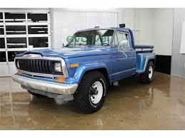 jeep pickup 1982 jeep pickup for sale classiccars com cc 953511
