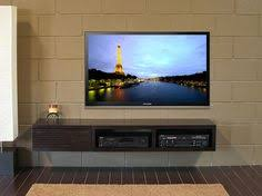 modern wall mounted tv media unit u0027blue u0027 by morassutti tv units