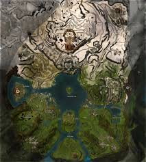 Gw2 World Map by Maps Of Tyria Interactive Image Heavy Page 16 Tyrian