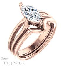 marquise cut engagement rings marquise cut engagement ring setting gtj999 marquise r gerry