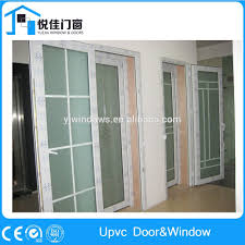 frosted glass doors prices new model french double frosted glass casement door pvc toilet