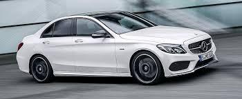 mercedes sedan 2016 mercedes c450 amg 4matic sedan finally arrives in the us from