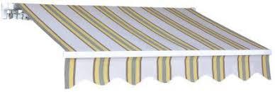 colori tende da sole tenda da sole con braccia retrattili gialla