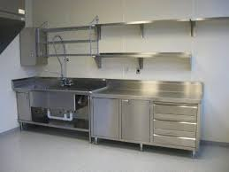 custom metal kitchen cabinets storage 36 inch stainless steel vent hood wall mounted utility