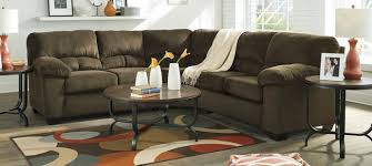 Overstuffed Sectional Sofa 2 Pc Dailey Collection