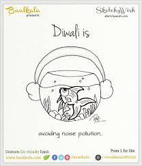 diwali is avoiding noise pollution of crackers do you celebrate