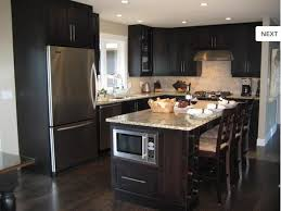 dark kitchen cabinets with dark floors dark cabinets and dark flooring home and remodeling ideas