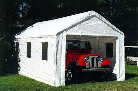 Car Wash Awnings 10ft X 20ft Universal Enclosed Shade Canopy Bj2pc