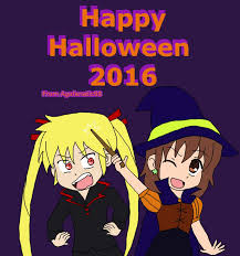 anime happy halloween happy halloween 2016 by resotii on deviantart