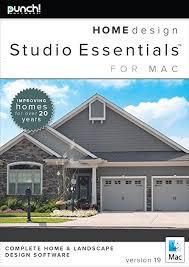 punch home design studio mac download amazon com punch home design essentials for mac v19 download