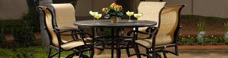 Veranda Collection Patio Furniture Covers - volare sling patio furniture luxury outdoor furniture volare