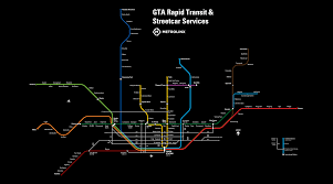Toronto Subway Map by Transit In Toronto Once 2021 Comes Around Oc Toronto