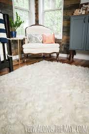 White Fur Rugs Best 25 Fur Rug Ideas On Pinterest Fur Carpet White Faux Fur
