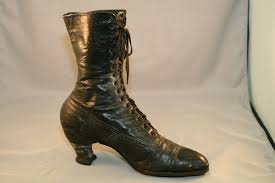 heeled motorcycle boots the online baltimore shoeseum vintage shoe museum