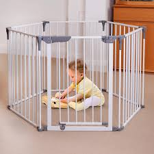 Baby Safety Gates For Stairs Royale Converta 3 In 1 Play Pen Gate Dreambaby