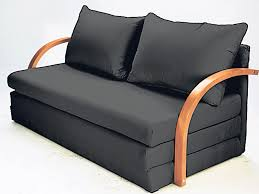 Folding Futon Bed Furniture Sleeper Chair Ikea With Different Styles And Fabrics To