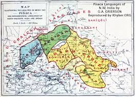 India Language Map by Cannibalism In Folkloric And Historical Context