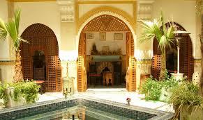 moroccan riad floor plan luxury riads in marrakech