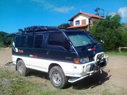 mitsubishi van 4 x 4 mitsubishi delica van for sale in uruguay drive the americas