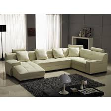 furniture sectional leather sofas large leather sectionals