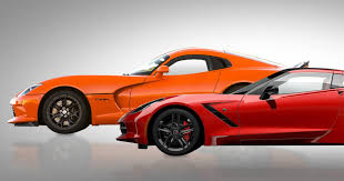 corvette vs viper 2014 chevrolet corvette stingray vs 2014 srt viper digital trends