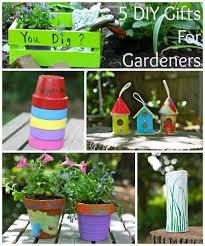 Gardener Gift Ideas 5 Diy Gift Ideas For Gardeners Inner Child