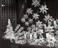 12 vintage photos of nyc christmas tree lightings rockefeller