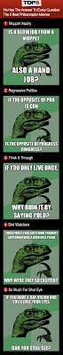 Philosoraptor Memes - he has the answer to every question the 5 best philosoraptor memes