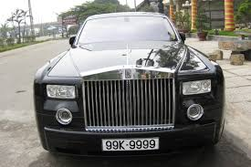 roll royce vietnam vietnam may start auctioning off u0027lucky u0027 license plates saigoneer